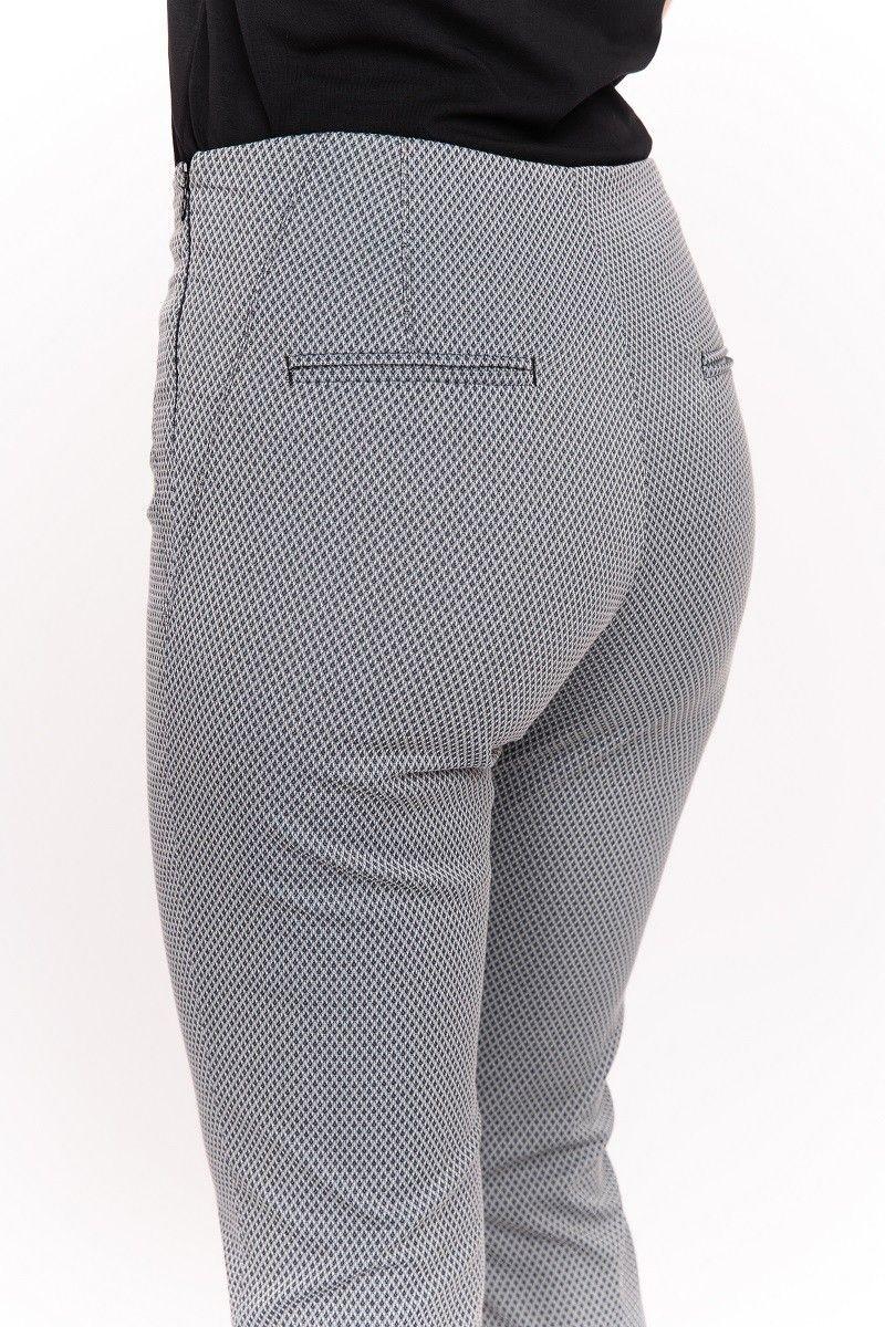 kurze Business-Hosen Damen ppep stoffhose