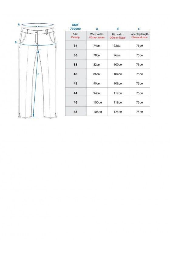 hosen größen tabelle ppep