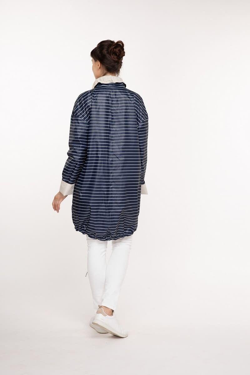 Mantel königsblau