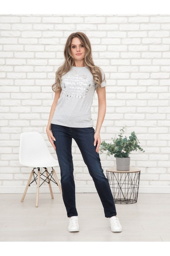 Push Up Damenjeans - Elisa 172
