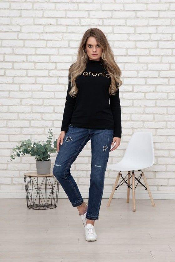 Lässige Boyfriend Jeans - Paula 181