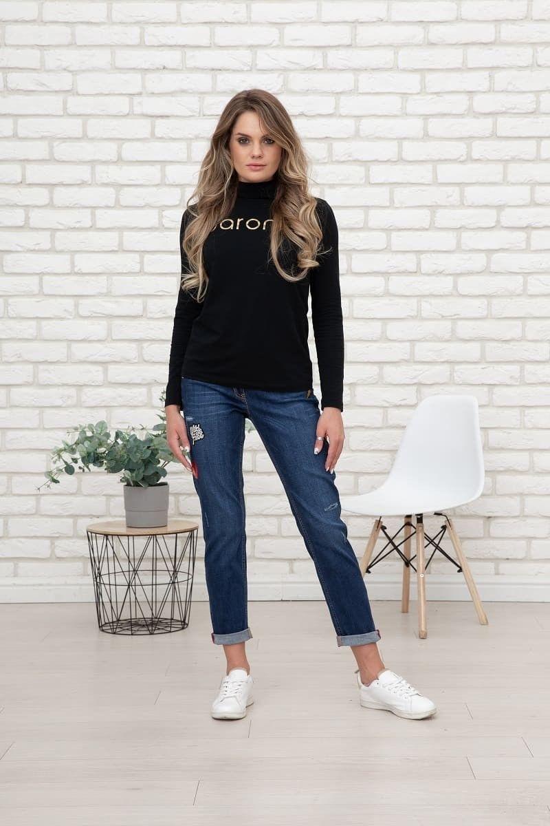 lässige boyfriend jeans größe bis 46 ppep