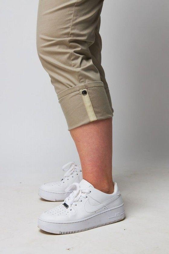 wille jeans mit gummizug große größen damen