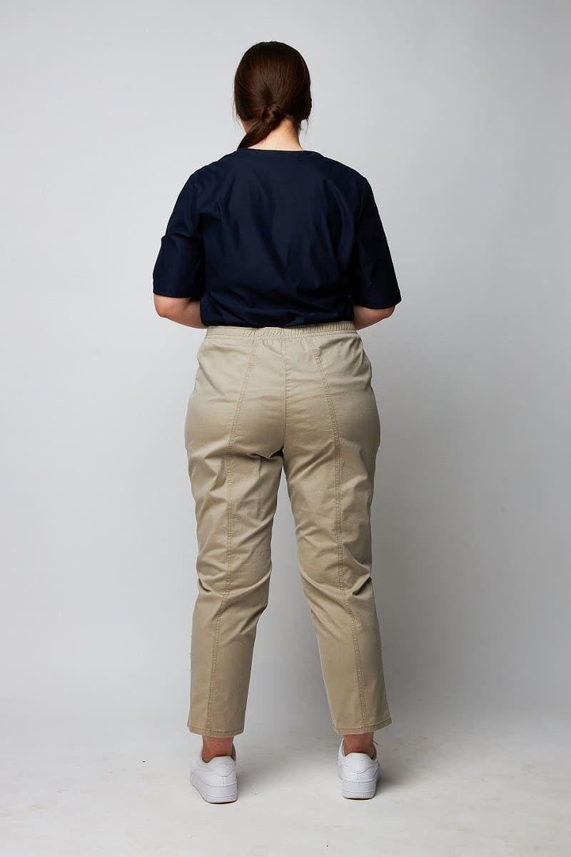 wille jeans mit gummizug damen